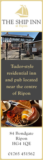 The Ship Inn Ripon accommodation food and drink