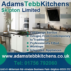 Adams Tebb Kitchens,Skipton