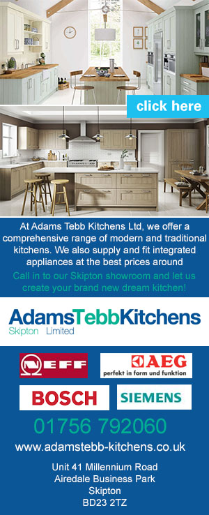 Adams Tebb Kitchens Skipton