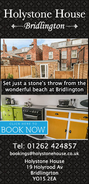 Holystone House Bridlington Cottage Self Catering