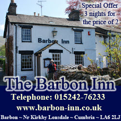 The Barbon Inn, Nr Kirby Lonsdale