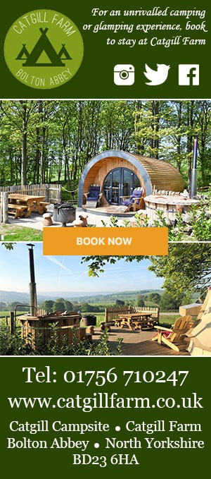 Catgill Campsite Glamping Pods & Bell Tents