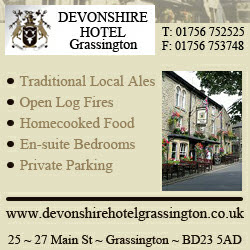 The Devonshire Hotel, Grassington
