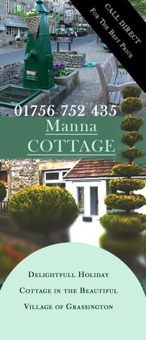 Manna Cottage Grassington