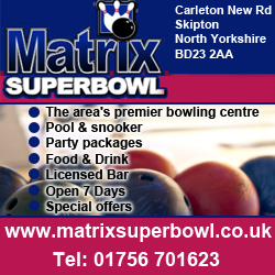 Matrix Superbowl Skipton