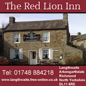 The Red Lion, Langthwaite
