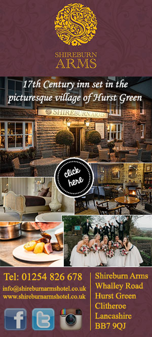 Shireburn Arms Ribble Valley Accommodation Pub Inn Food Weddings