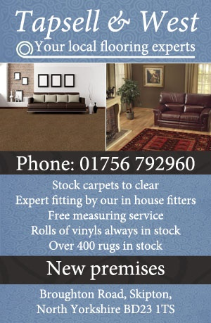 Tapsell and West Carpets Skipton
