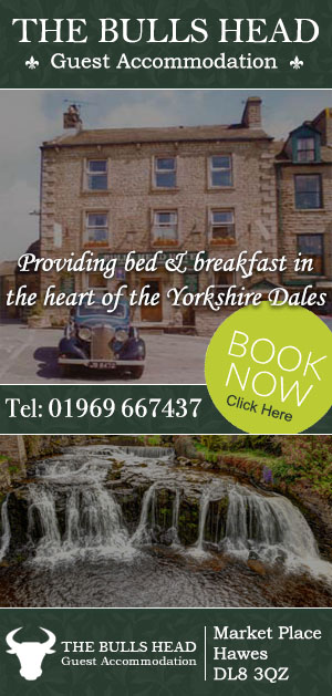 The Bulls Head Guest Accommodation Hawes accommodation food drink yorksghire dales