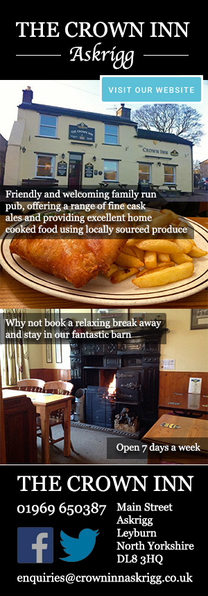 The Crown Inn Askrigg