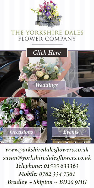 Yorkshire Dales Flower Company Bradley Weddings Occasions Events Funerals