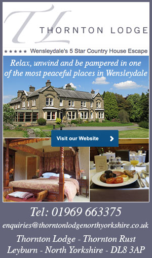 Leyburn in wensleydale for Best restaurants with rooms yorkshire dales