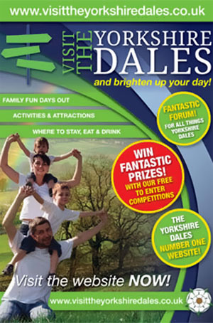 Visit the Yorkshire Dales Flyer