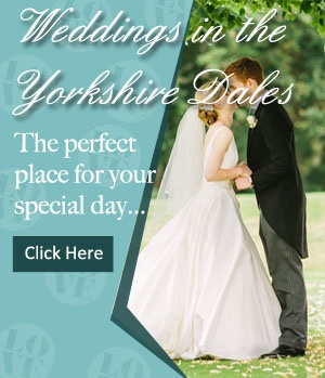 Internal advert weddings banner