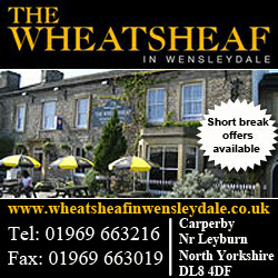 The Wheatsheaf Inn Leyburn