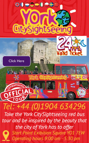 City SightSeeing, York