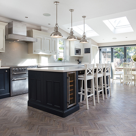 Adams Tebb Kitchens, Skipton