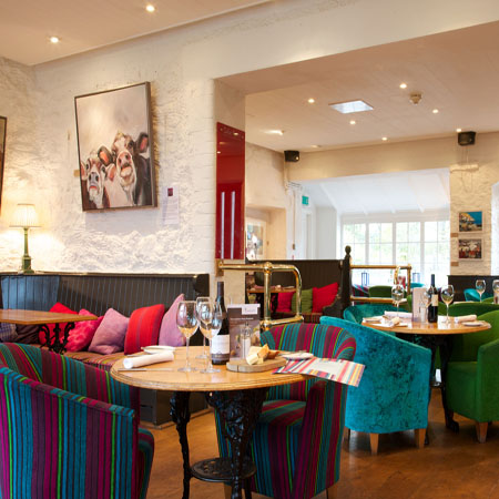 The Devonshire Brasserie & Bar, Bolton Abbey