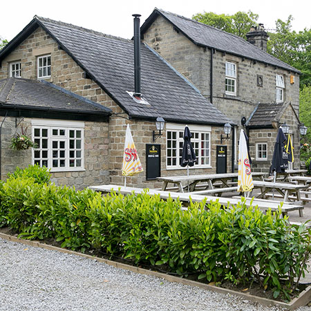 The Bridge Inn, Pateley Bridge