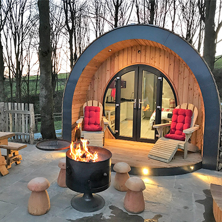 Catgill Farm Camping and Luxury Glamping