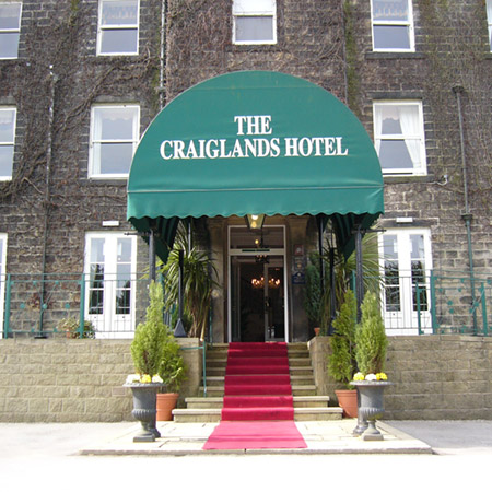 The Craiglands Hotel, Ilkley