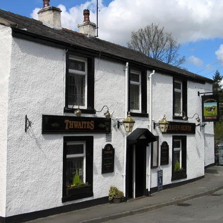 The Craven Heifer, Stainforth