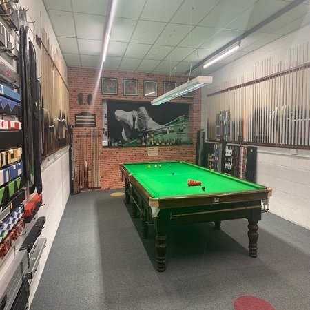 Cue Sports Yorkshire, Keighley