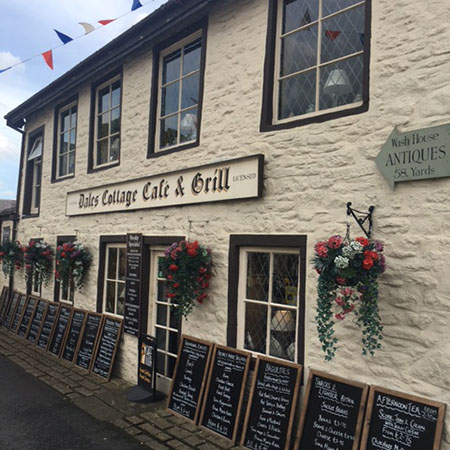 Dales Cottage Cafe & Grill, Skipton