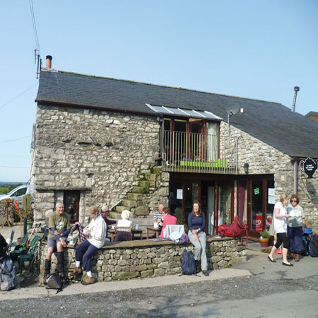 Elaine's Tea Rooms, Feizor