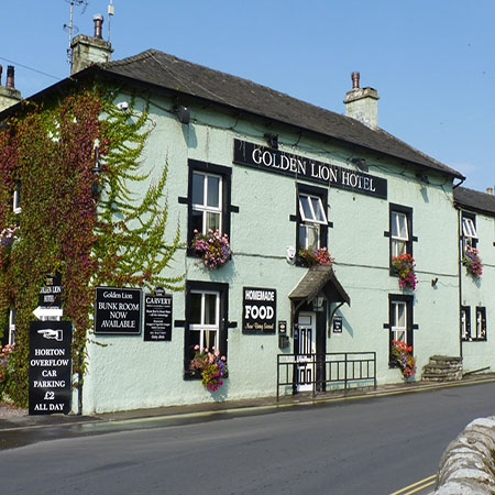 Golden Lion Hotel, Horton-in-Ribblesdale