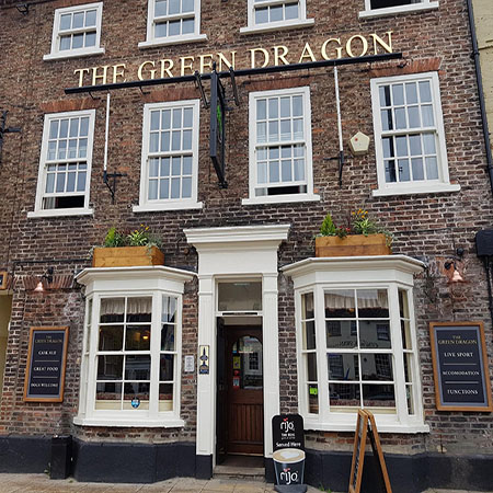 The Green Dragon, Bedale