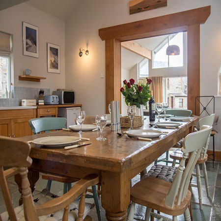 Ingleton Cottages - Sleeps 8