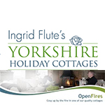 Ingrid Flutes Yorkshire Holiday Cottages