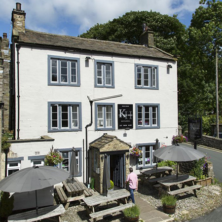 The Kings Head, Kettlewell