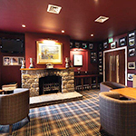 The Coniston Hotel and Country Estate, Bar Food
