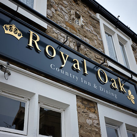 Royal Oak Hotel, Settle
