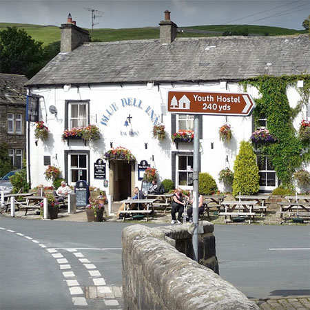 The Blue Bell Inn, Kettlewell