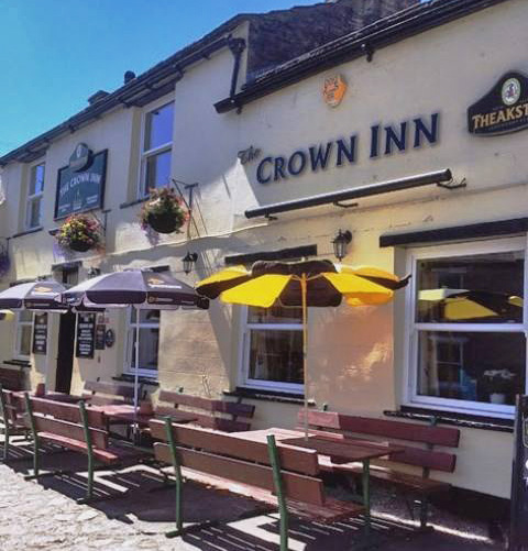 The Crown Inn, Askrigg