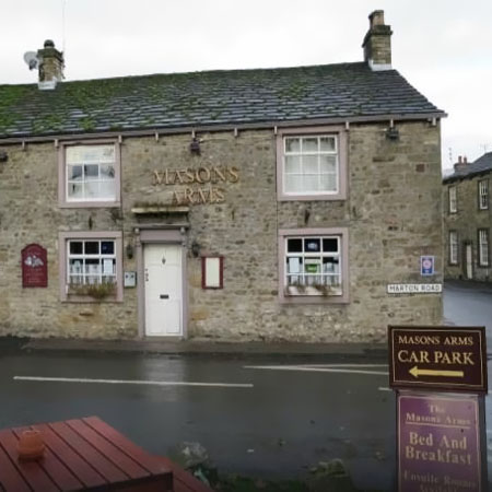 The Masons Arms, Gargrave