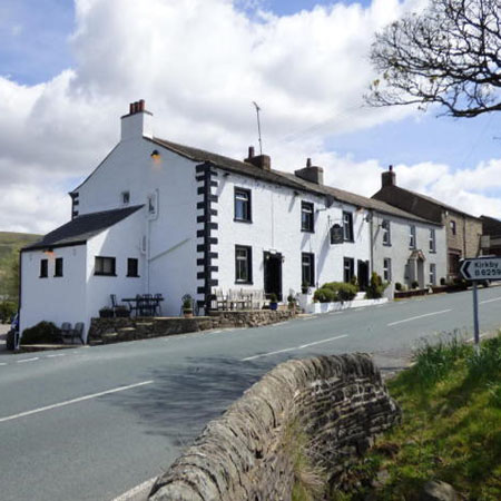 The Moorcock Inn, Garsdale Head