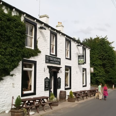 The New Inn, Appletreewick