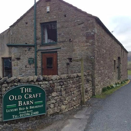 The Old Craft Barn, Dent