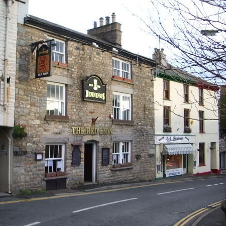 The Red Lion, Sedbergh