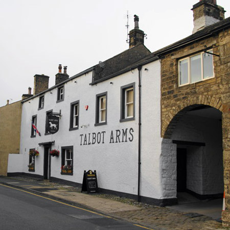 The Talbot Arms, Settle