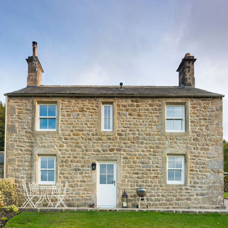 Wharfe View Cottage, Bolton Abbey Estate