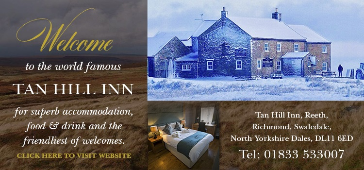 The Tan Hill Inn