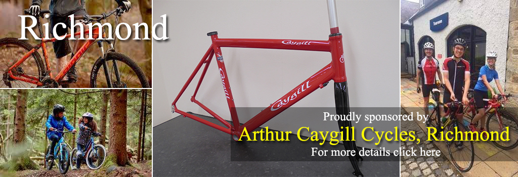 Arthur Cargill Cycles, Richmond