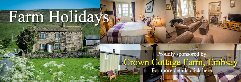 crown cottage farm embsay