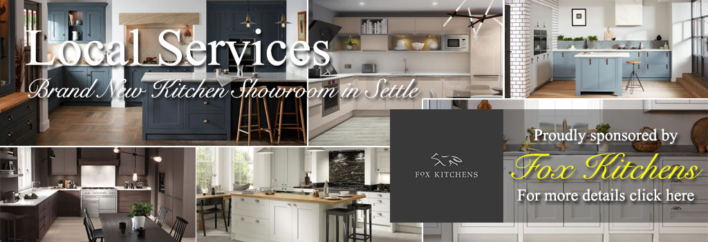 Fox Kitchens Settle