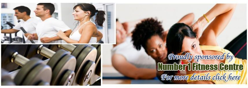 Number 1 Fitness Centre